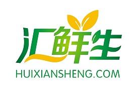 汇鲜生logo