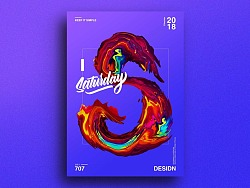 Typography poster.2018.07