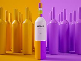 Color Wine 色彩酒·种梦人(附创作思路)