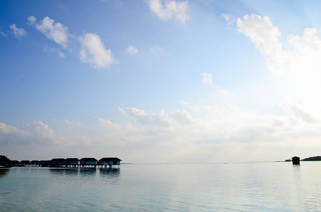 马尔代夫游记-梦幻岛-四晚六天