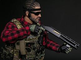 美国DEA缉毒局 -SRT特别响应小队 探员 埃尔帕索