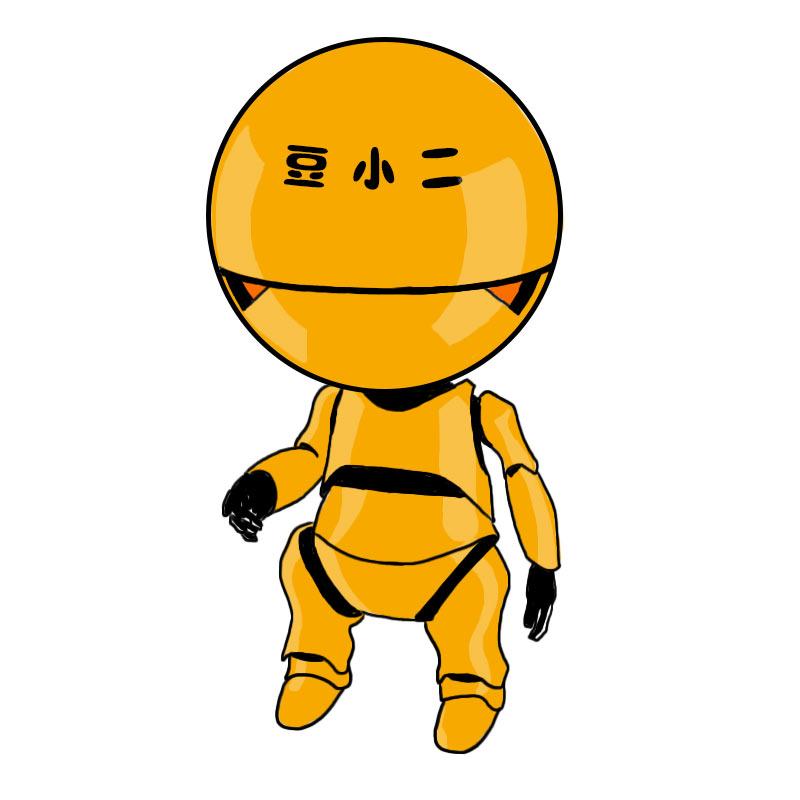 手绘漫画【机器人】