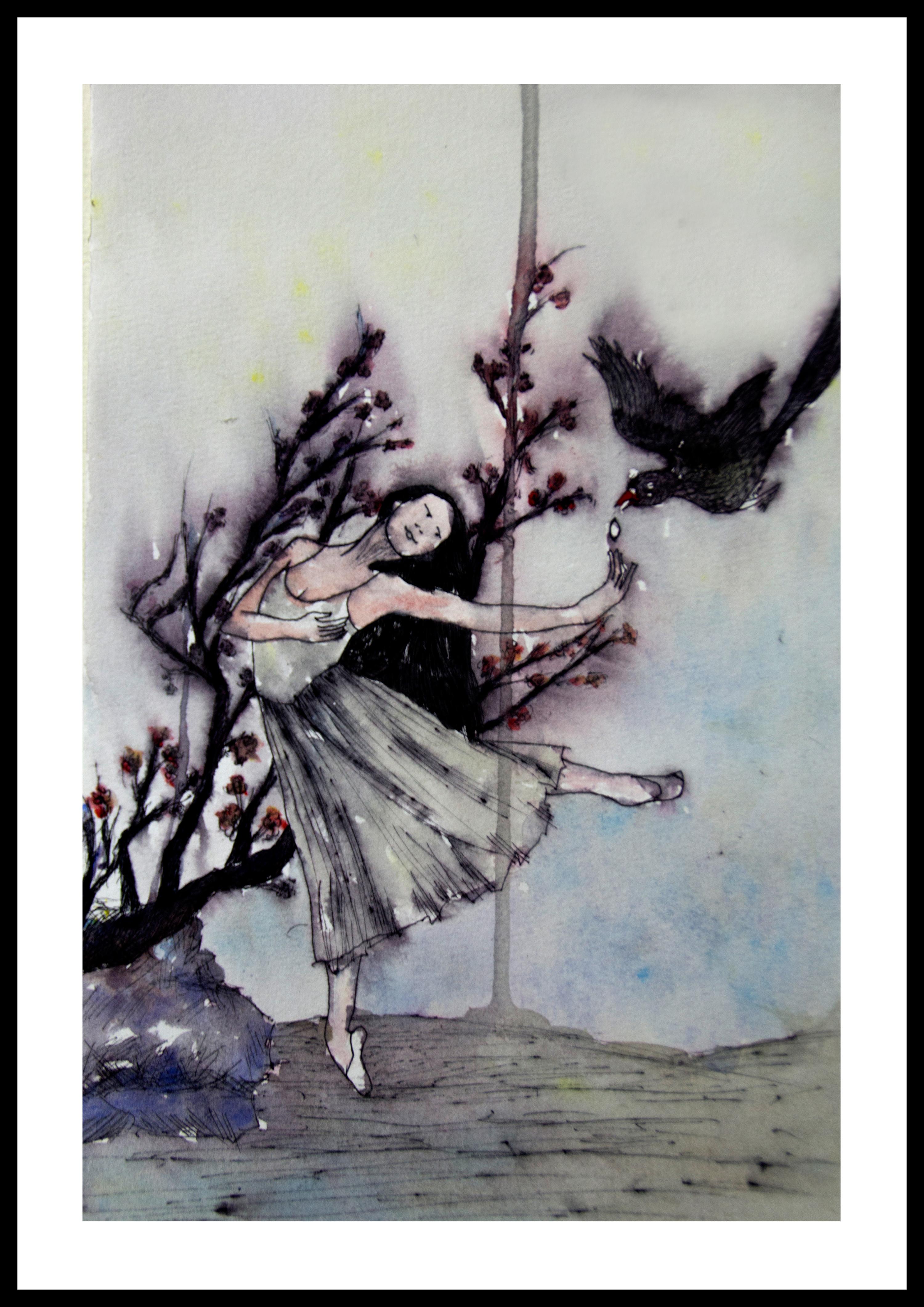 海草舞钢琴曲谱-舞女钢琴谱