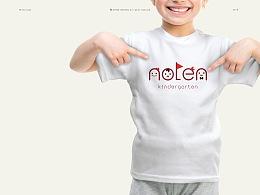NOLEN™诺黎恩幼儿园品牌形象设计
