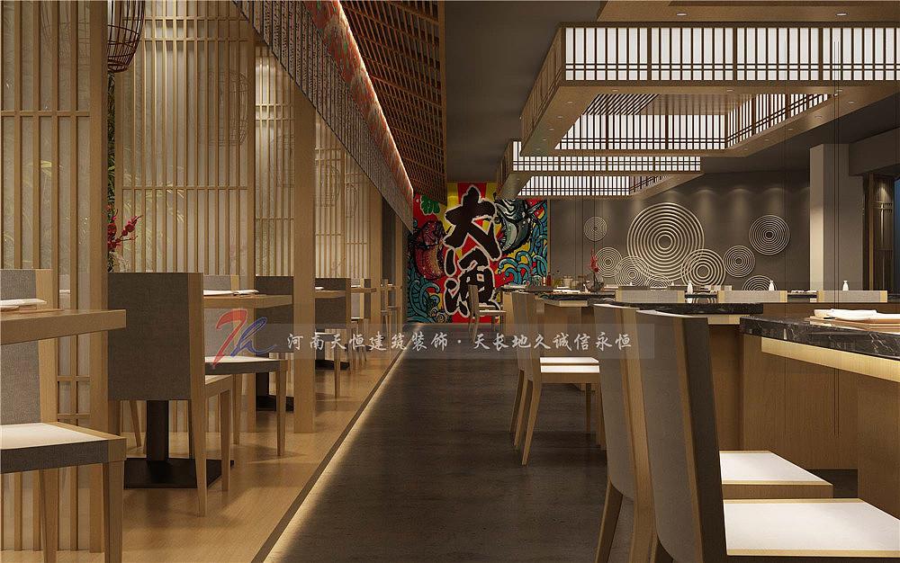 中牟鱼火锅店设计公司鱼火锅店装修风格您了解多少呢