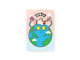 【飞行摇滚】卡通包装设计 饼干包装设计