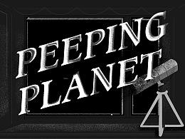 《Peeping Planet-偷窥星球》mg动画 #青春答卷2018#