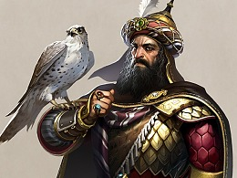 天火Shawn—Saladin the great