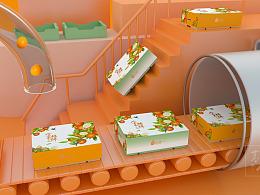 青柚设计原创 × 广西融安金桔包装设计丨品牌农业之路