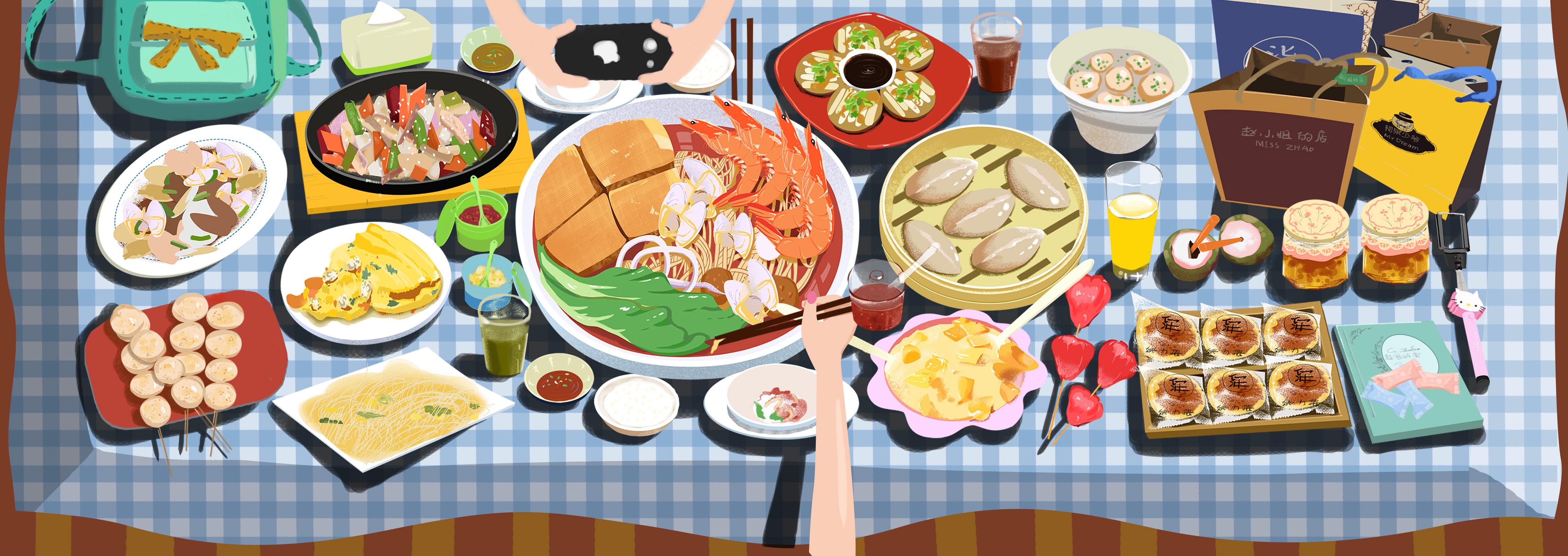 【爱上美食】三月篇——美味的一锅炖