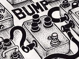 BUMP电吉他效果器