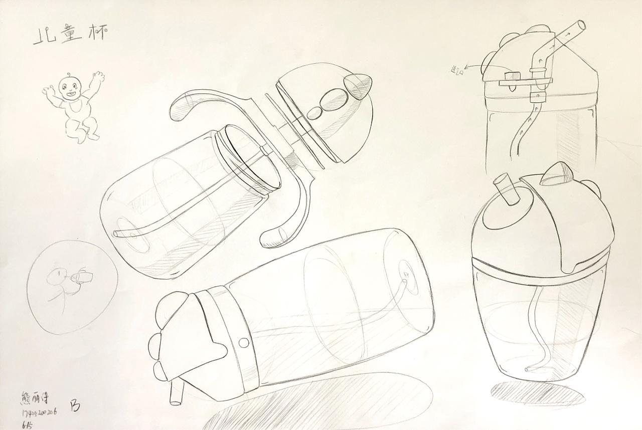 工业设计设计素描作品图片