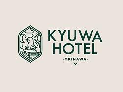 冲绳kyuwa hotel酒店标志设计
