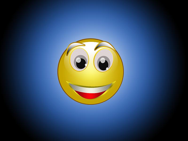 简单的笑脸娃娃图片