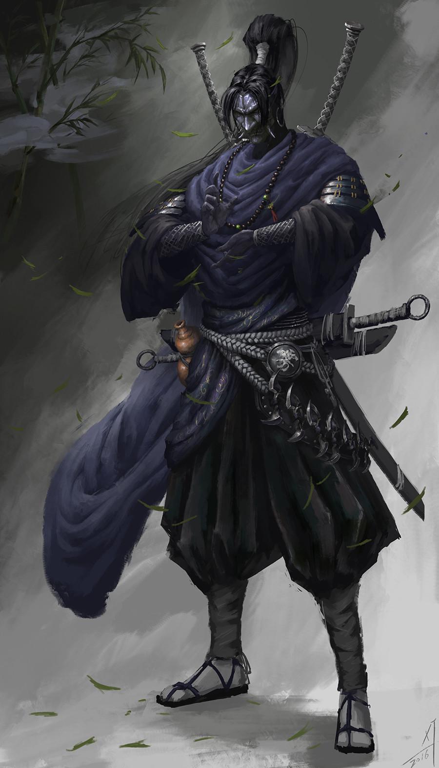 查看《Ninja概念设计2016》原图,原图尺寸:900x1575