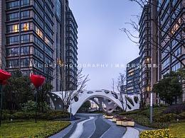 山东济南瑞光建筑空间摄影——上海朗诗长风公园项目