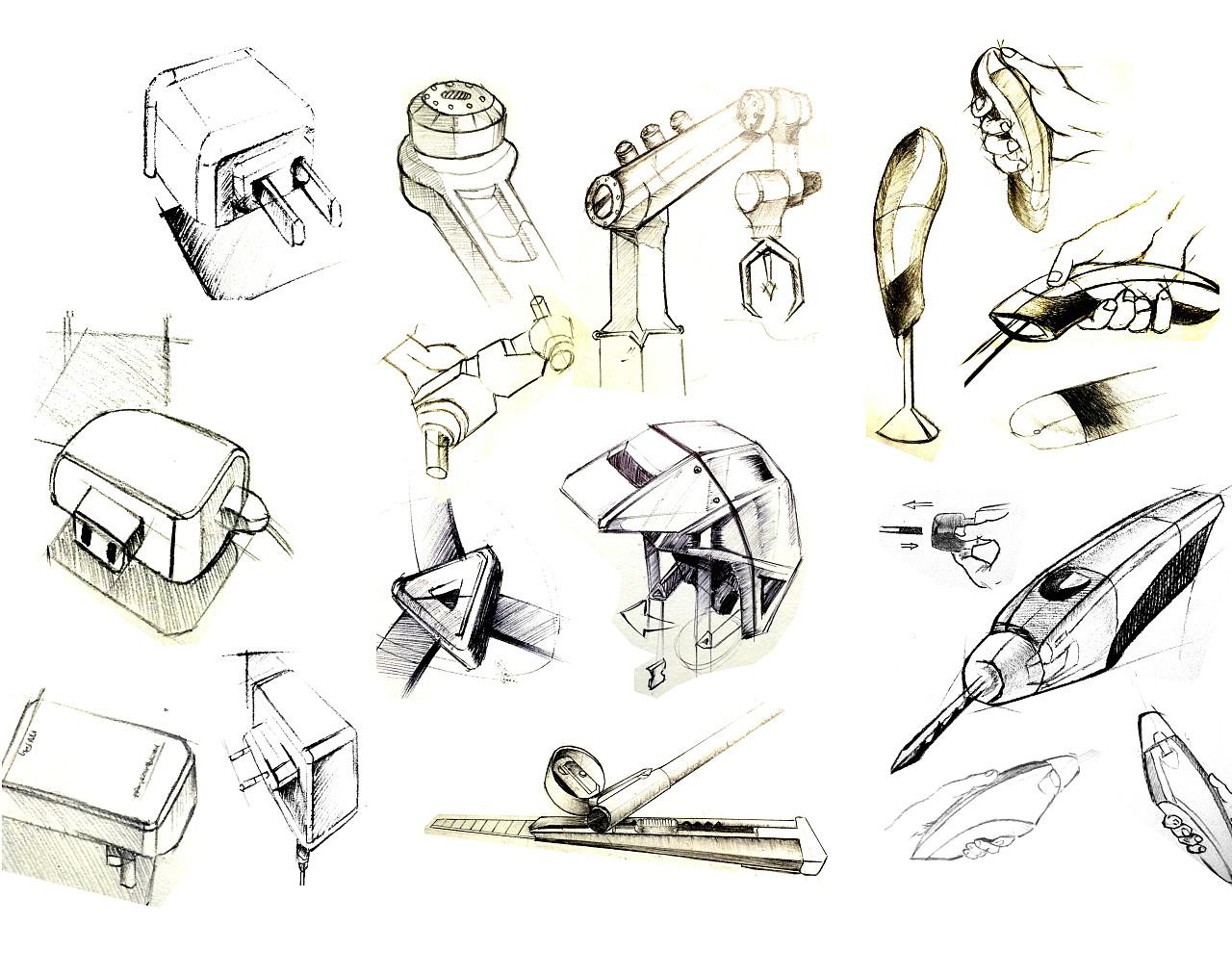 简单手绘|插画|插画习作|旭晓阳 - 原创作品 - 站酷