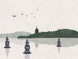 杭州西湖十景
