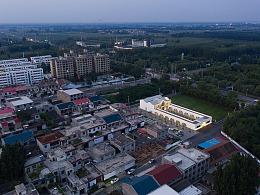 秦厂村党群服务中心 – 环境图形、导视设计