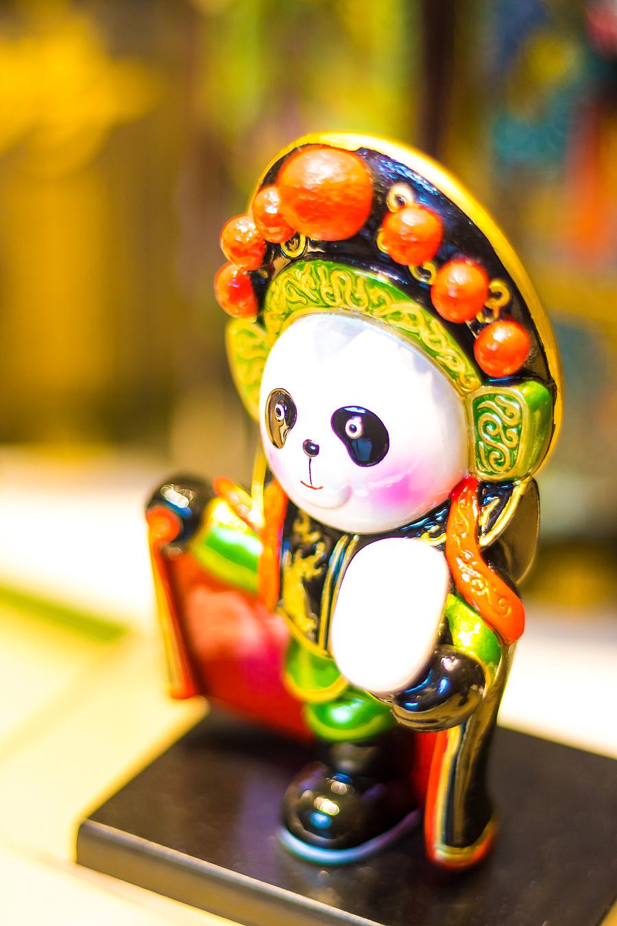 川剧熊猫!