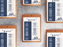 品牌形象 | BlueShell海鲜市集全案设计