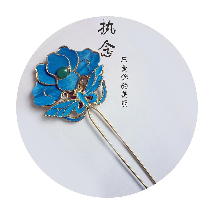 原创中国风首饰设计