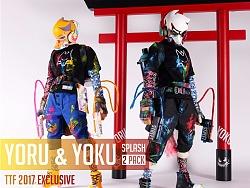 YORU & YOKU SPLASH 2PAK