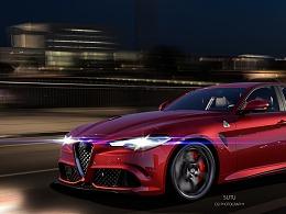 Alfa Romeo Gulia Quadrifoglio