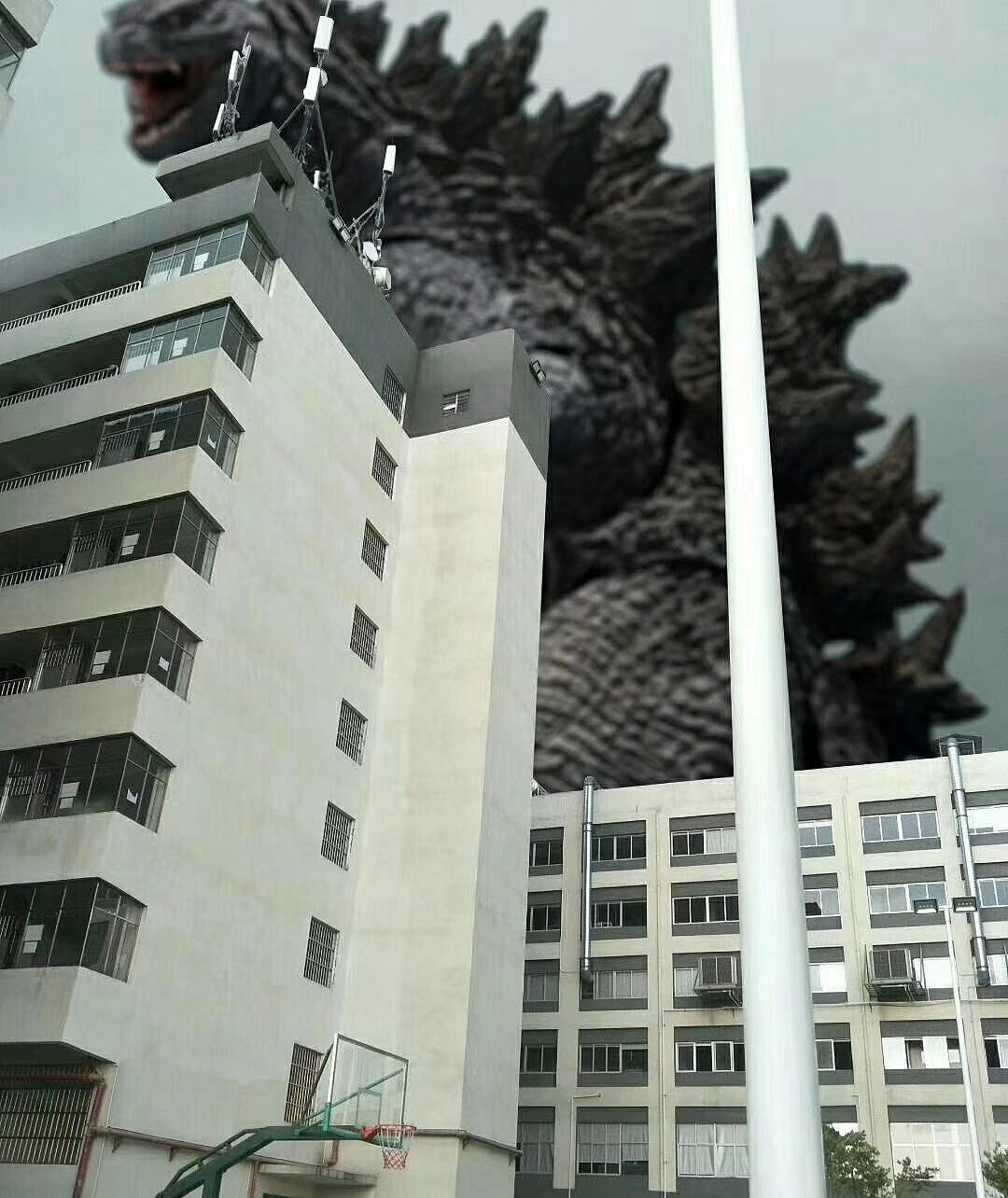 日本囹�a�l#�+_l来一个怪兽