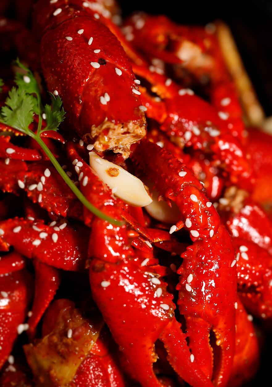 时光_长沙特产小龙虾美团外卖夜宵基围虾拍摄|摄影|产品|Shiguangli时光 ...