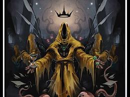 克苏鲁系列第二发—— 黄衣之王哈斯塔