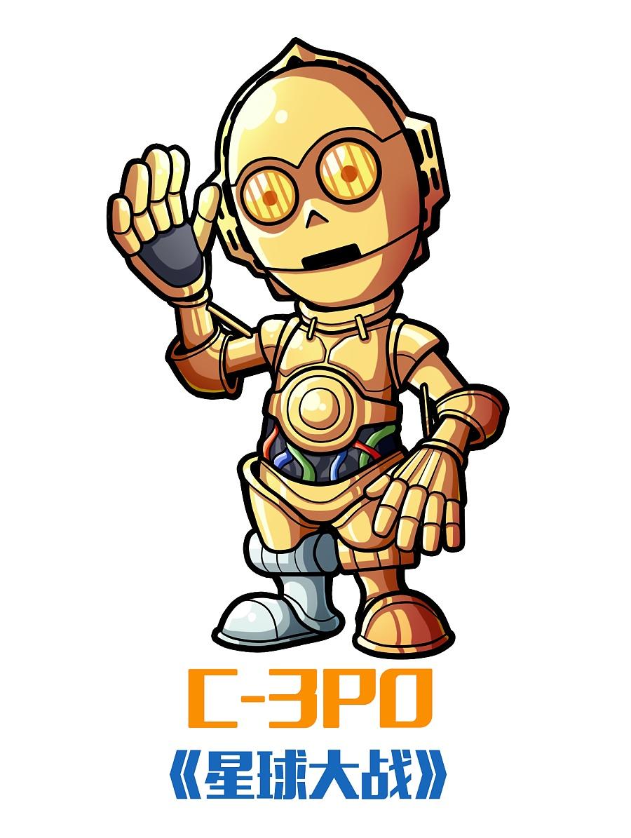商业机器人Q版兄妹像|插画漫画|插画|3063644经典r18漫画图片