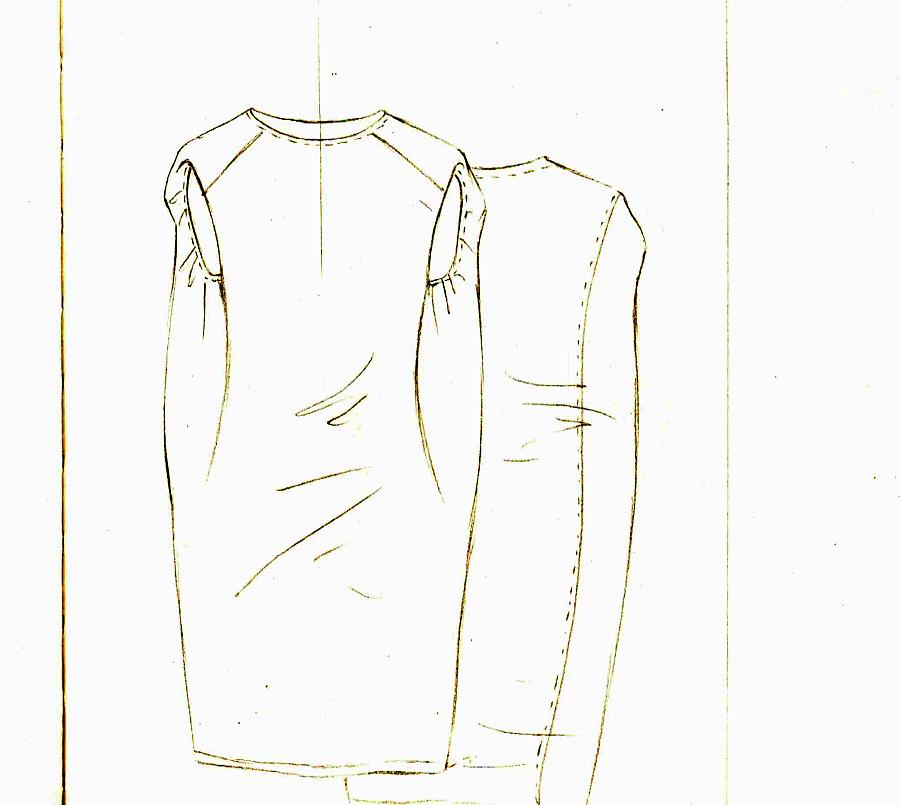 效果图手绘练习稿|其他服装|服装|shuangs