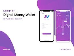 Digital currency wallet 数字货币钱包APP