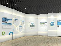 海南三亚康养项目展厅设计