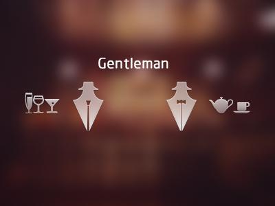 gentlemanmv_gentleman 绅士图标