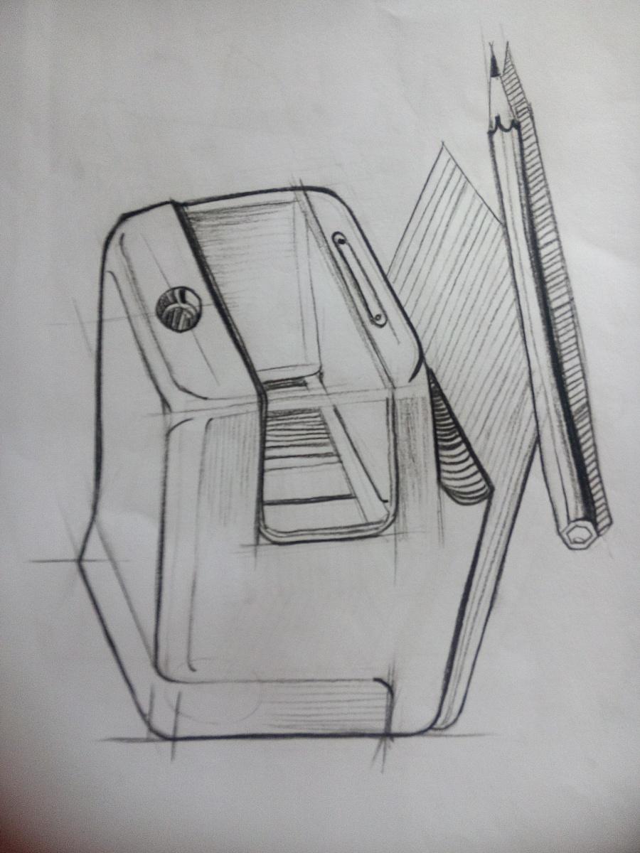 产品设计草图手绘练习1|生活用品|工业/产品|meganq