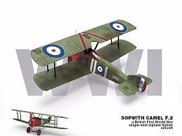 一战百年-SOPWITH CAMEL F.1