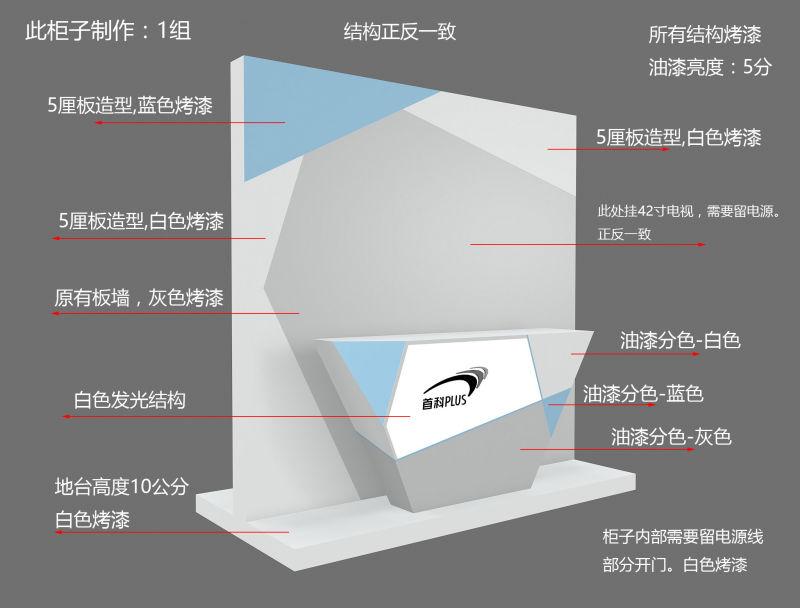 展柜设计图片
