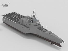 独立级濒海战斗舰