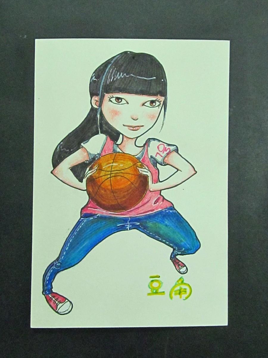 纯手绘明信片|其他插画|插画|22zhao - 原创设计作品