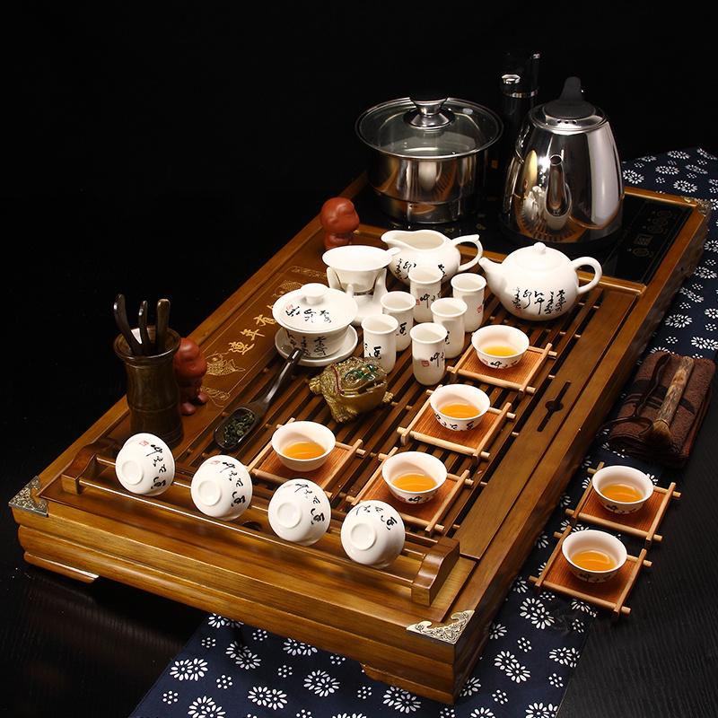 茶具套装拍摄