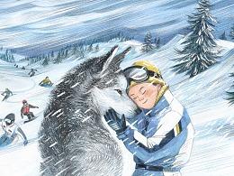 黑鹤动物传奇故事封面