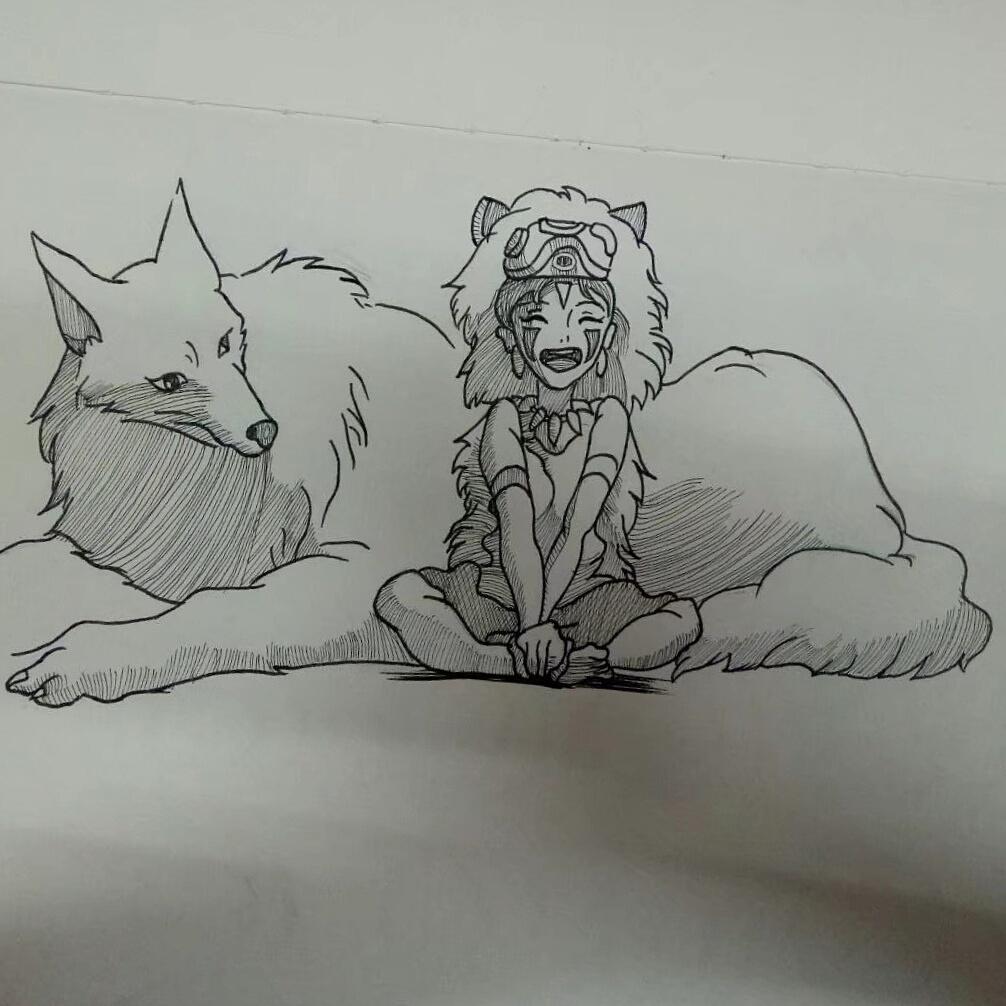 致敬宫崎骏