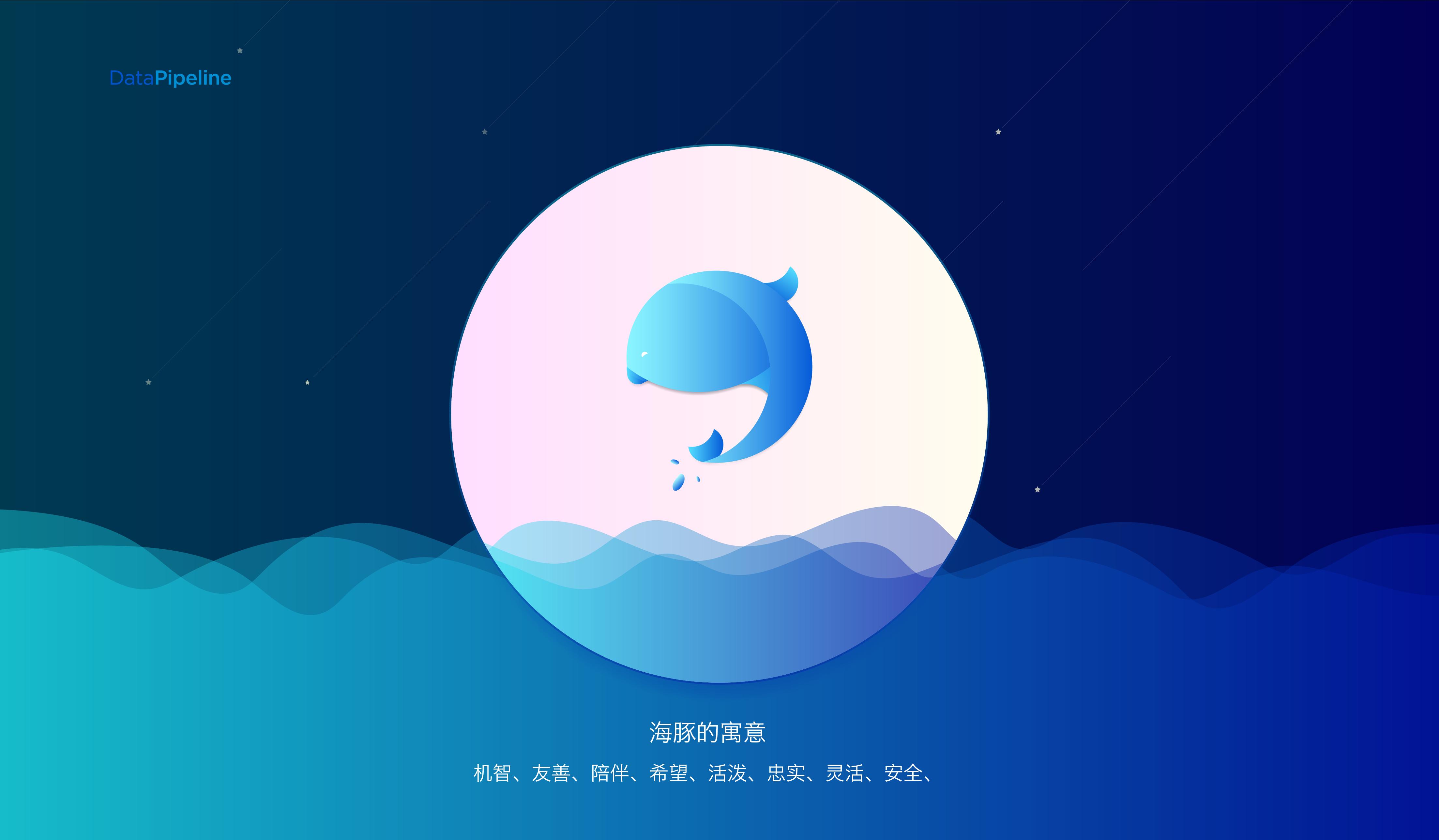 海豚|平面|品牌|哎呦喂囡囡耶 - 原创作品 - 站酷