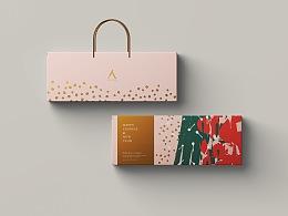 惊探号™花样年华咖啡礼盒包装设计