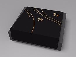 金魔掌包装盒设计