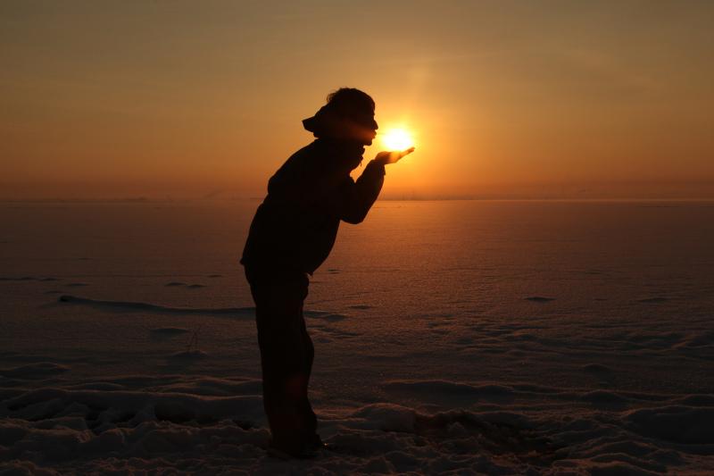 光影生活 摄影 风景 写真 日出日落 构图 摄影 镣铐摊子 原创设计作品