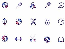 体育类图标设计