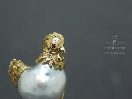 这种珍珠越不圆越珍贵!